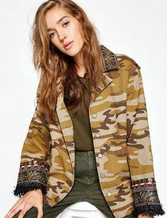کت جین پاییزه ترک زنانه مدل فحریه Military Jacket, Bomber Jacket, Jackets, Fashion, Down Jackets, Moda, Military Vest, Bomber Jackets, Jacket