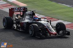 Haas VF16 - Ferrari