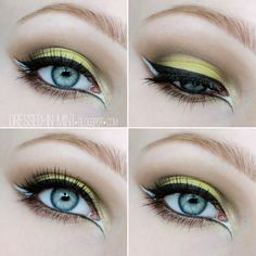 Dressed in Mint: make up. - LIME http://dressed-in-mint.blogspot.de/2014/02/make-up-lime.html