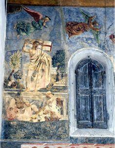 1447 Stories of Christ's Passion - Andrea del Castagno