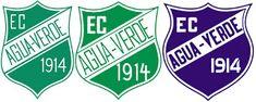 ESCUDOS GINO: EC ÁGUA VERDE (CURITIBA) - PR Soccer Teams, San, Logo, World, Coat Of Arms, Drawings, Logos, Environmental Print