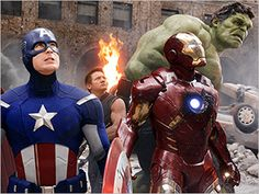 Box office report: 'The Avengers' scores biggest opening weekend of all time