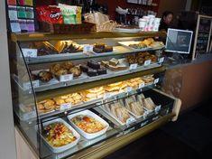 display case --- Cafe/Bistro & Sandwich Shop Victoria BC