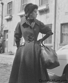 Couture Allure Vintage Fashion: What We Were Wearing - Fall 1951