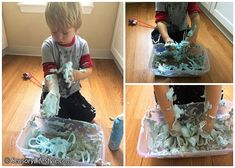 Month 24: Top 10 Sensory Activities for your 24 month old toddler