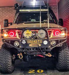 Patrol Y61, Nissan Patrol, Australian Cars, Van Life, Rigs, 4x4, Monster Trucks, Camping, Vehicles