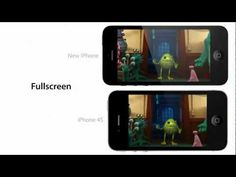 This Video Shows How The 4-Inch iPhone Screen Will Be Different - Curious about what a taller iPhone screen would mean for you? Apple focused blog MacRumors commissioned this video, which is like a fake Apple ad to demonstrate what would be different.