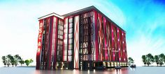 Hotell 7 sotry By Triple P  Working Design +
