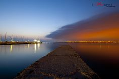city nature sunset by George Xourafas on Long Exposure, Fire, Sky, Sunset, Beach, Water, Outdoor, Heaven, Gripe Water