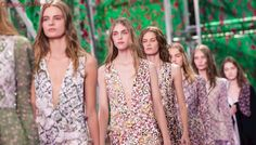 Size 0 models banned by 2 French fashion giants