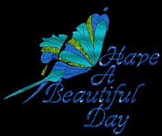 Have a beautiful day! hello angel friend comment good morning good day greeting graphic beautiful day