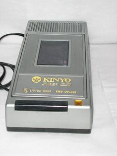 Kinyo Super Slim VHS Rewinder One Way Kinyo