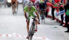 Dani Moreno al di là del Muro Tappa e maglia, Nibali terzo | Cyclisme PRO | Scoop.it