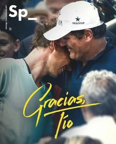 Rafa Nadal and Uncle Toni Nadal