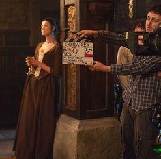 Outlander: Behind the scenes