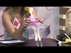 Mulher.com 20/08/2014 - Bailarina Ana Boneca por Elisangela Martins - Parte 1