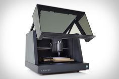 The Carvey 3D Carving Machine