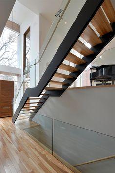 A modern, light filled family home
