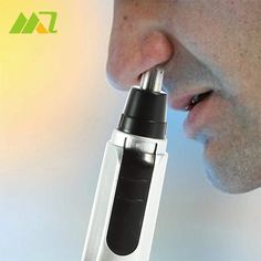 Nose Hair Trimmer 1pc Neat Clean Trimer Razor Electric Nose Hair Trimmer Ear Face Removal aparador de Nose Hair Trimmer #Affiliate