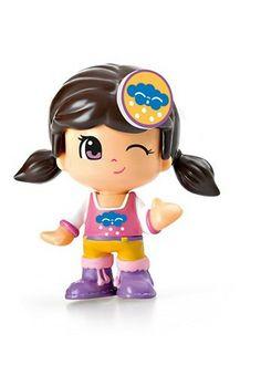 Pinypon Figura nube con lluvia. #Pinypon #minidolls #toys #juguetes #dolls #fantasy #kids #ToyStore
