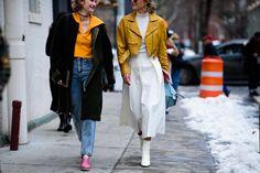 Le 21ème | Zanita Whittington + Rebecca Laurey | New York City