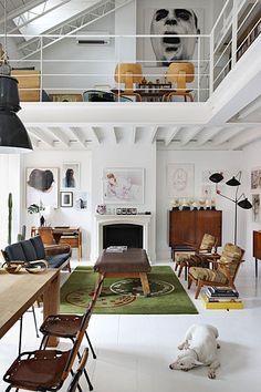 FFFFOUND! / EVERYONE - Delfin-Postigo house welcomes 2010 | yatzer | Design Architecture Art Fashion +more