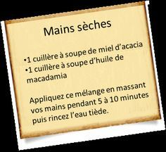 mains sèches et huile de macadamia et miel Weight Loss Eating Plan, Natural Beauty Remedies, Need To Lose Weight, Young Living Essential Oils, Health And Wellbeing, Healthy Tips, Diet And Nutrition, Natural Health, Health And Beauty