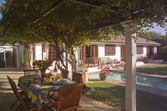 3 Palms Luxury Cottage - The 3 Palms Luxury Cottage welcomes you to 4 Star self-catering or Bed and Breakfast accommodation within its two en-suite bedrooms, each with private patio area, and a spacious, communal entertainment ... #weekendgetaways #bloubergstrand #southafrica