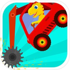 Dinosaur Digger - Truck Simulator Games For Kids by Yateland