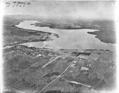 Ville de Lac-Mégantic et le lac Mégantic, comté Frontenac . - 1928 E21,S110,SS1,SSS1,PA685-73
