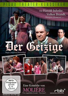 Ab 17.07.2015 bei uns! Die bekannte Komödie von Molière mit Harald Juhnke, Volker Brandt und Margret Homeyer