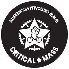 Critical Mass - die kritische Masse per Pedales - http://criticalmass.website/ #criticalmass #bike #fahrradfahren #berlin
