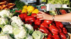 Kasvisten syöminen ei tee hyvää ainoastaan terveydelle, vaan myös ilmastolle ja taloudelle, osoittaa uusi tutkimus. Stuffed Peppers, Vegetables, Stuffed Pepper, Vegetable Recipes, Stuffed Sweet Peppers, Veggies