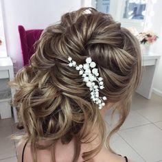 ༺♥༻ Maya Rani ༺♥༻: 75 Chic Wedding Hair Updos for Elegant Brides