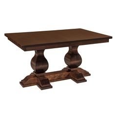 Barrington Double Pedestal Extension Table