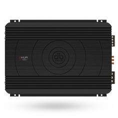 Amplificador DB Drive A7-1500.1 Clase D Monoblock Series A7 de 1500 Watts.