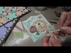 In this video, I share a tutorial on how to build a flower using the new Secret Garden card stock flowers by Graphic 45. Thanks for watching! ♥, Arlene  My blog: butterflykisseswithlove.blogspot.com My Facebook: Arlene Butterflykisses Graphic 45 blog: g45papers.typepad.com Graphic 45 website: g45papers.com Follow Graphic 45 on Facebook at: htt...