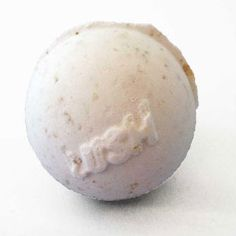 This is Lush's Butterball Bath Bomb. It costs £2.65 in the UK.