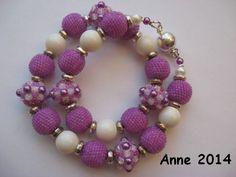 Häkelkugeln und Speeds Beads (Smartina)