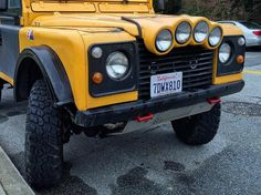 You ready for the weekend?  #adventuremobile #landrover #landroverdefender #rally #offroad #thisoverlightbars #rallylights #skidplate #cameltrophy #drivingwhileawesome #DWApodcast by drivingwhileawesome You ready for the weekend?  #adventuremobile #landrover #landroverdefender #rally #offroad #thisoverlightbars #rallylights #skidplate #cameltrophy #drivingwhileawesome #DWApodcast