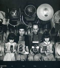 The Halsman family