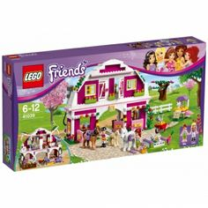 Grosser Bauernhof 41039 von Lego Friends