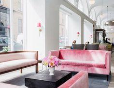 Wanderlust Design :: The Quirk Hotel - coco kelley coco kelley