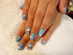 snoopy #nail #nails #nailart