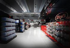 #shelving #retailfurnishing #gdo #electronicstore #interiordesign
