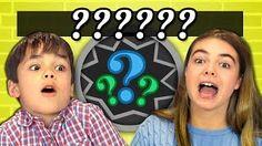 REACT - KIDS vs. FOOD #14 - ?????? - YouTube