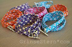 GrinseStern: wickelarmband {DIY} ...