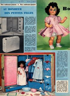 Annie, Femmes d'Aujourd'hui du 7/11/1957