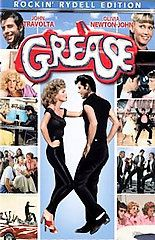 $7.99  GREASE DVD ROCKIN' RYDELL EDITION (CASE NO JACKET) RATED PG