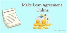 Loan agreement - LegalDesk.com